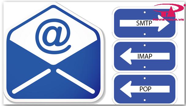 giao thức mail server là gì