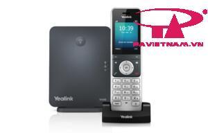 Đánh giá điện thoại Yealink W60P DECT