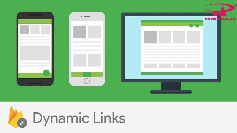 Ảnh minh họa Firebase Dynamic Links