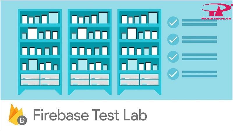 Ảnh minh họa Firebase Test Lab