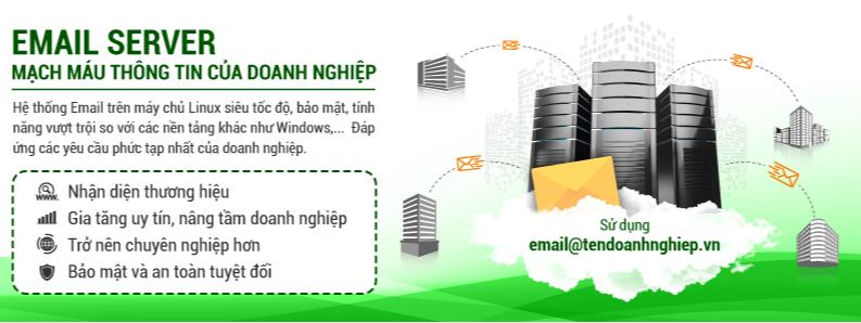 Email Server P.A Việt Nam
