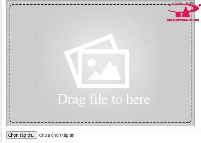 Hướng dẫn cách chèn logo online